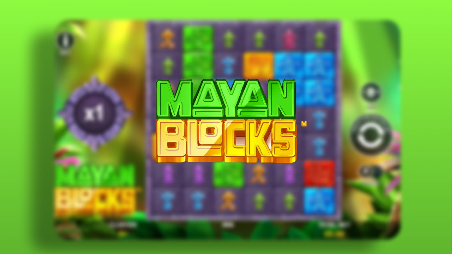 Mayan Blocks - Playtech