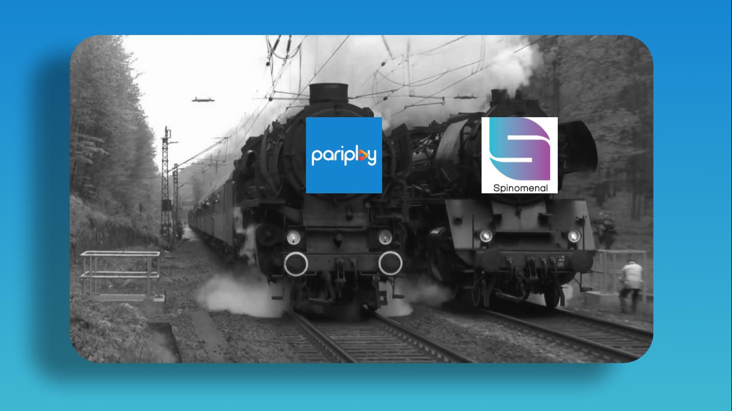 Pariplay и Spinomenal о сотрудничестве