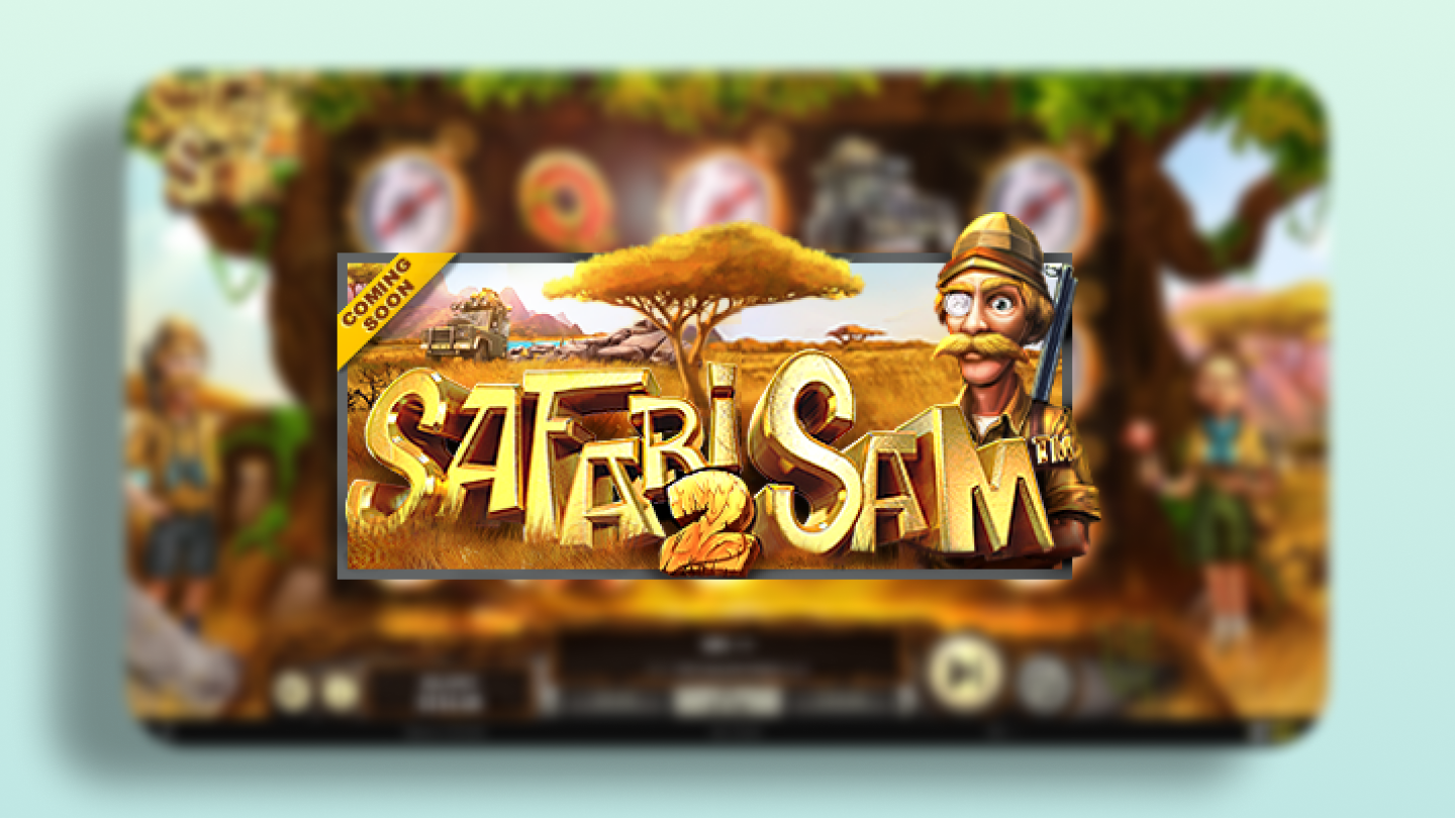 Safari Sam 2 - BetSoft