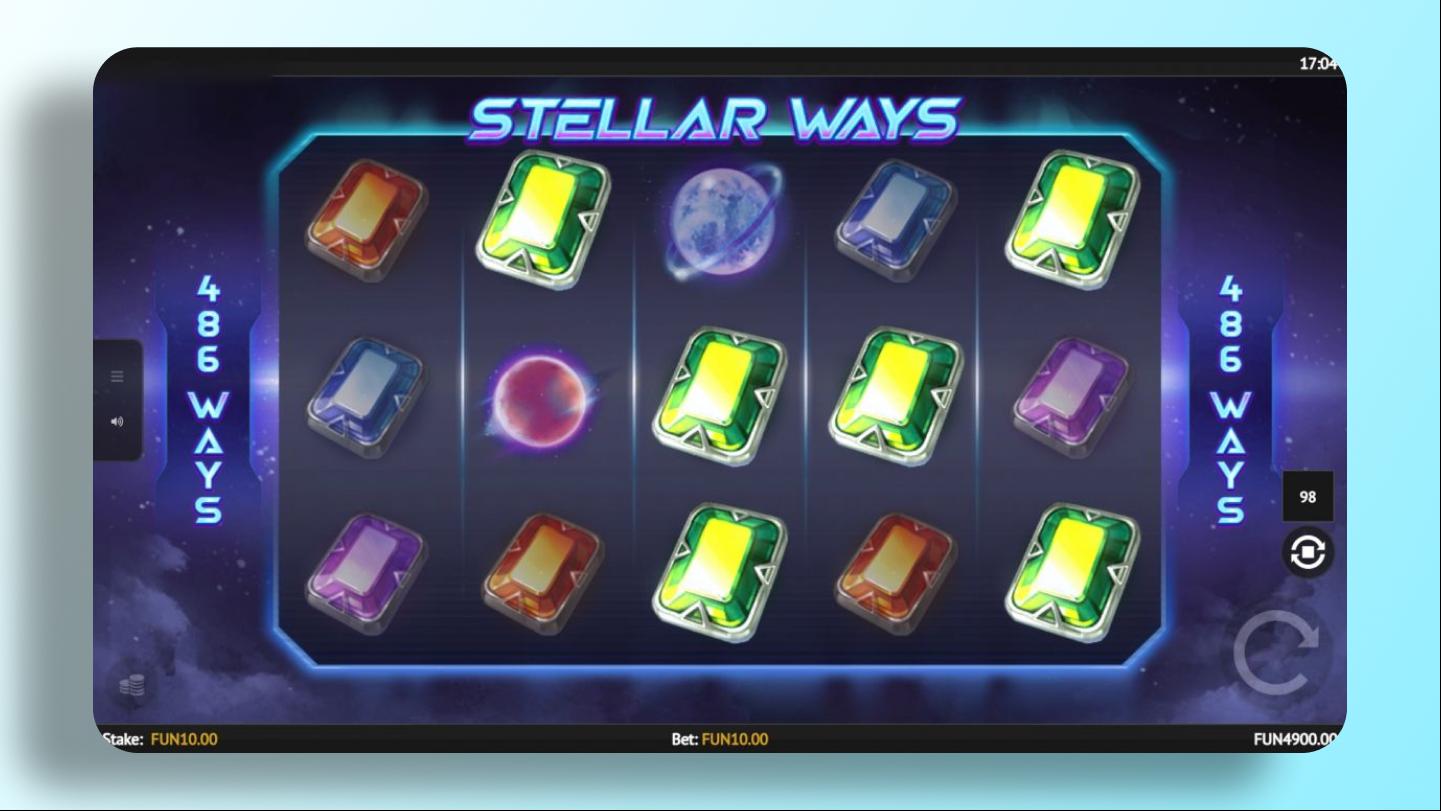 Stellar Ways - 1x2 Gaming
