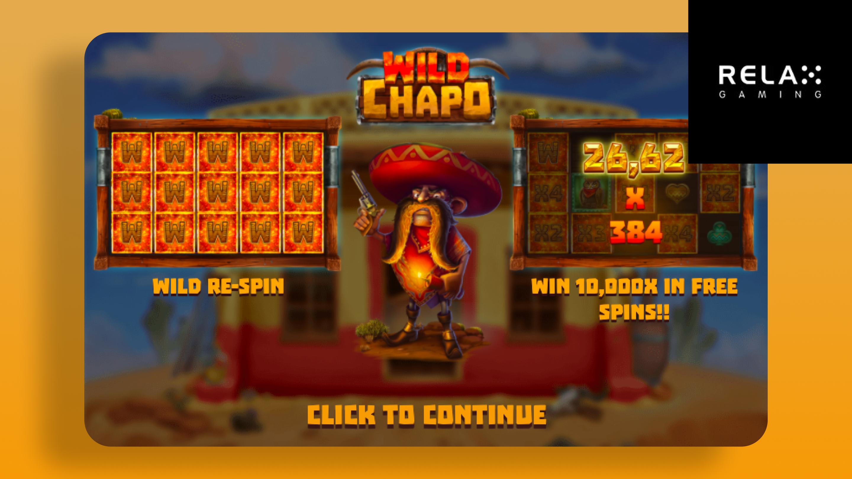 Играть в Wild Chapo онлайн на гривны с Ukrcasino