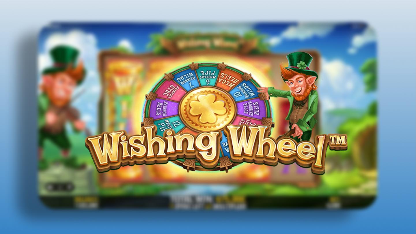 Wishing Wheel -iSoftBet