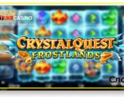 Crystal Quest Frostland - Thunderkick