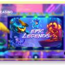 Онлайн-слот Epic Legends от Evoplay