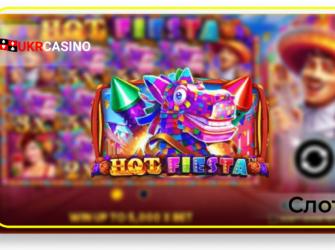 Hot Fiesta - Pragmatic Play