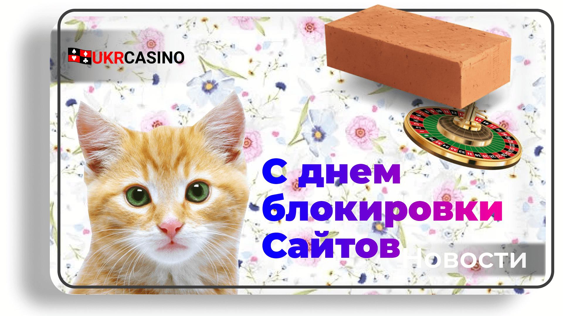 В Украине заблокировали 250 азартных заведений онлайн, которые не имеют украинской лицензии