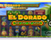 El Dorado The City of Gold Megaways - Pragmatic Play