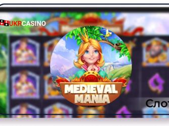 Medieval Mania - 1x2 Gaming