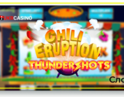 Chili Eruption: Thundershots - Playtech