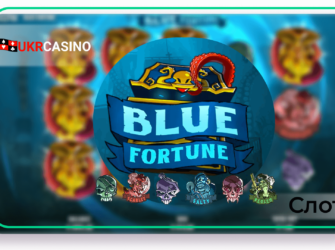 Blue Fortune - Quickspin