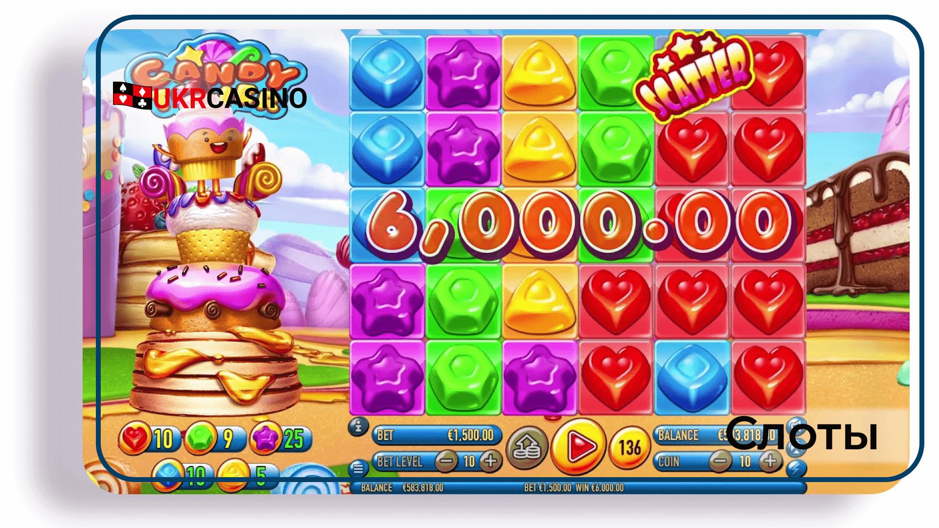 Candy Tower - Habanero