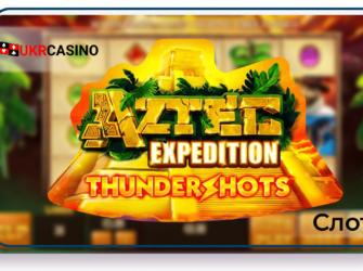 Aztec Expedition: Thundershots - Playtech