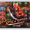 Rise of Samurai Megaways - Pragmatic Play