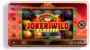 Joker Wild Blaster - Stakelogic