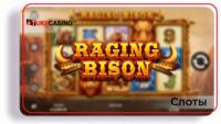 Raging Bison - Stakelogic