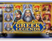 Greek Legends - Booming Games