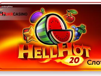 Hell Hot 20 - Endorphina