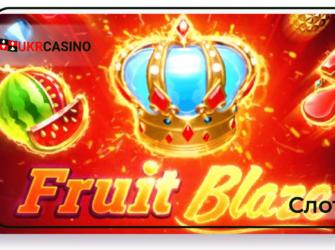 Fruit Blaze - NetEnt