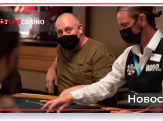 Американский игрок вылетел с женского турнира Мировой серии покера