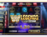 Legends: Link & Win - Microgaming